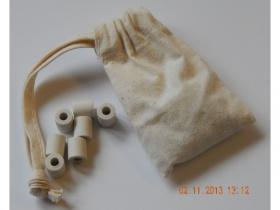 10 EM ceramic pipes